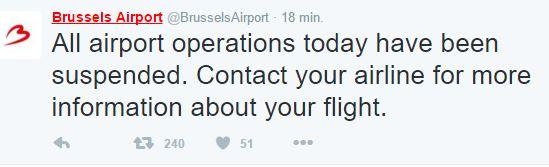 Lotnisko Bruksela