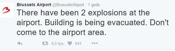 premier Brukseli o zamachach