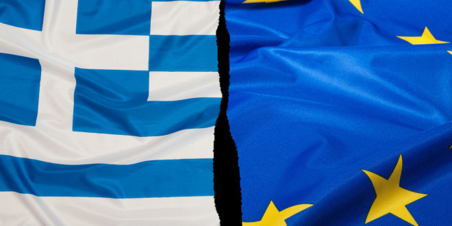 Kryzys finansowy w Grecji