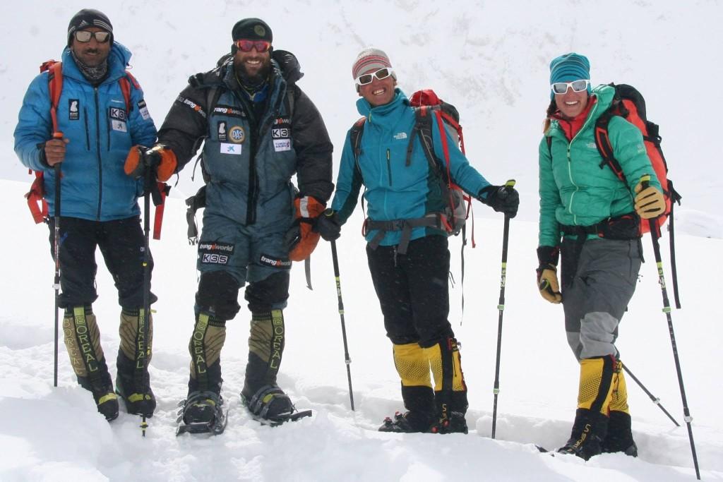 zimowi zdobywcy Nanga Parbat
