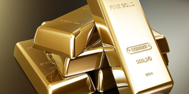 Sztabki złota