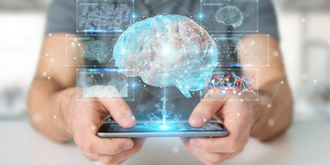 ćwiczenie mózgu na smartfonie