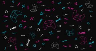 ilustracja pady gamingowe