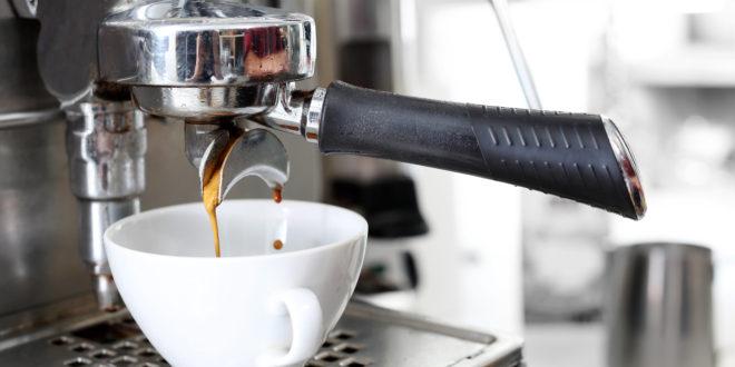 Pyszna kawa prosto z ekspresu