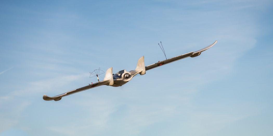 Dron technologie wojskowe
