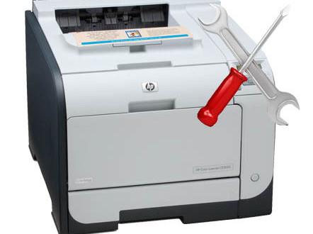 Naprawa drukarki - serwis