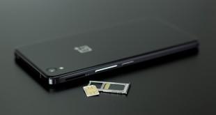 Smartfon i karta SIM