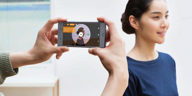 Sony Xperia z aparatem