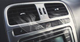 Zapach we wnętrzu samochodu