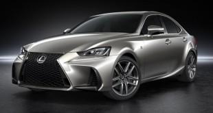 Nowy Lexus