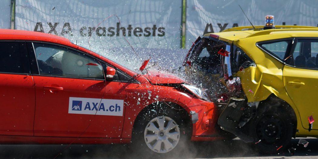 crash test kolizja