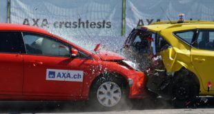 crash test kolizja