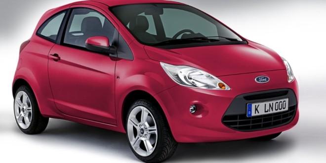 Nowy Ford Ka