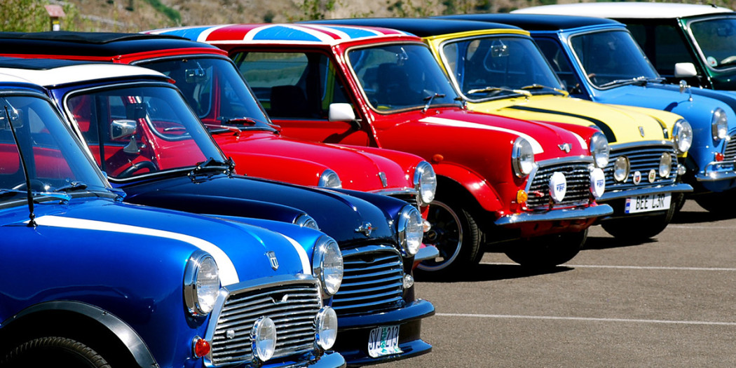 40 lat marki Mini Cooper