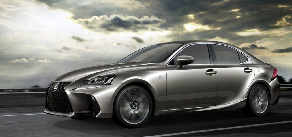Lexus Atomic Silver