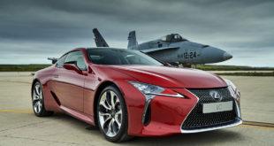Lexus Matador Red Mica | fot.: materiał partnera zewnętrznego