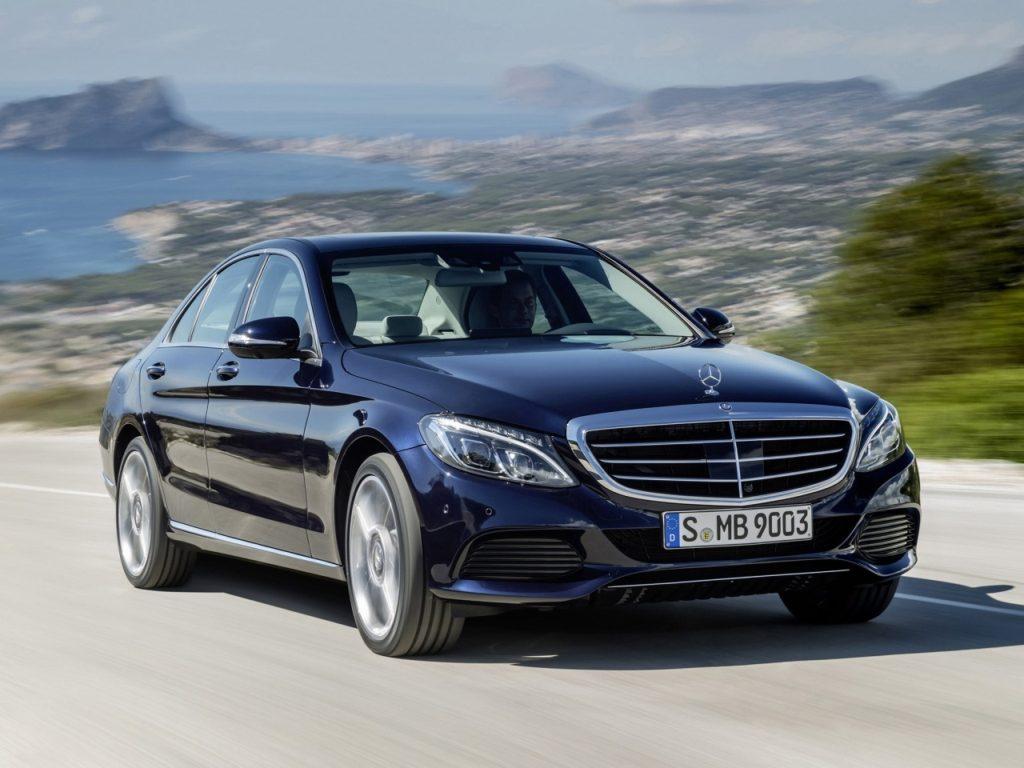 Mercedes C300 h