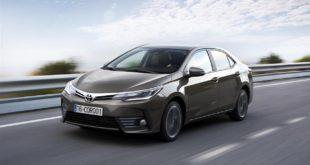 Stylistyka nowej Corolli nawiązuje do nowoczesnego Aurisa | fot.: materiał partnera zewnętrznego