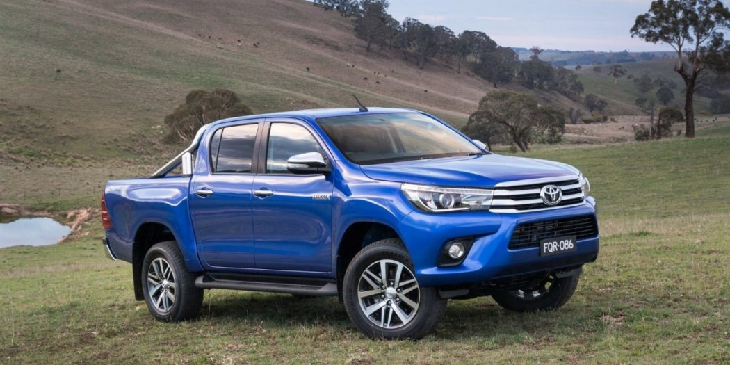 Toyota Hilux - legenda powraca