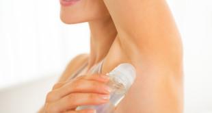Naturalny antyperspirant