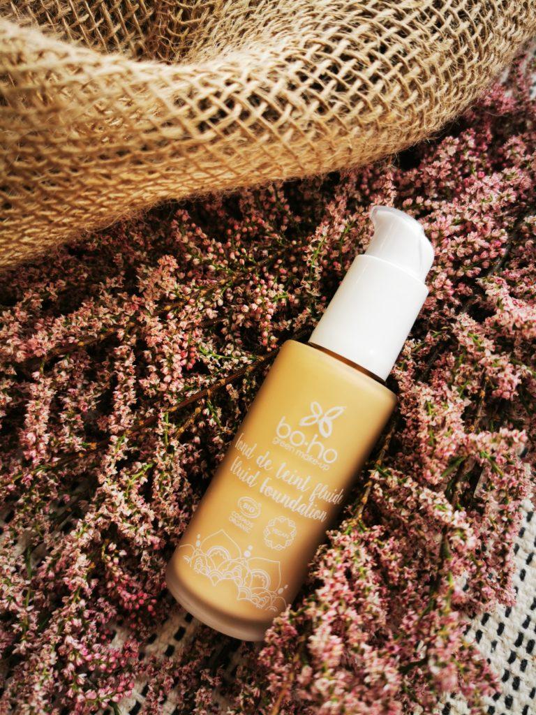 Francuskie kosmetyki BoHo Green Make-Up