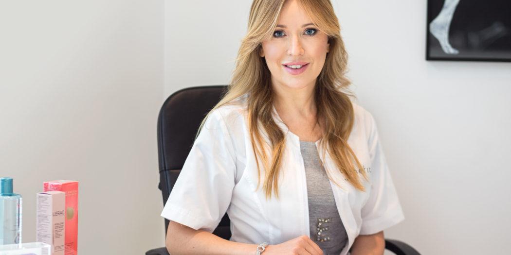 dr Aleksandra Jagielska z kliniki Sthetic