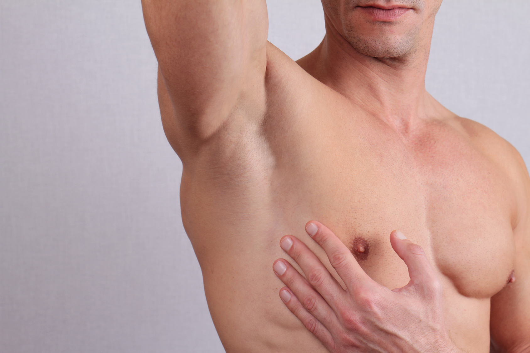 Depilacja klatki piersiowej