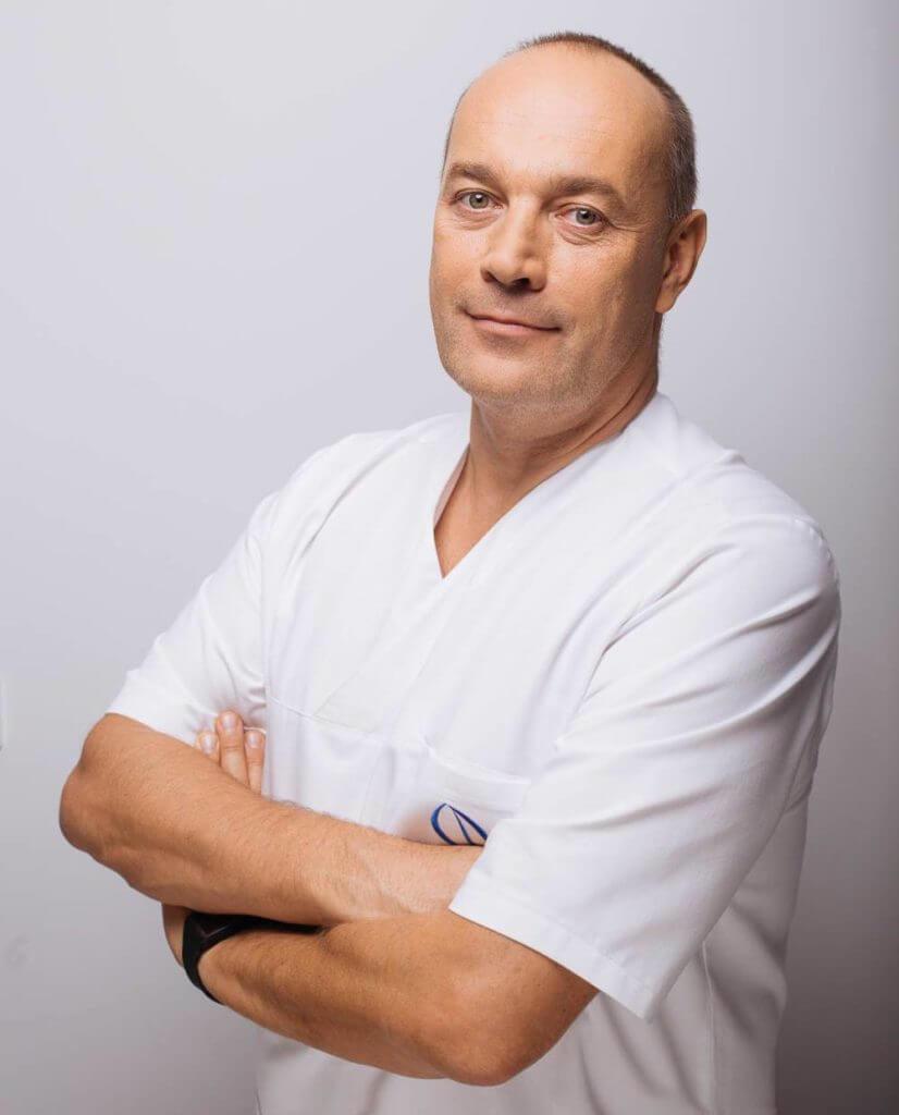 dr Łukasz Preibisz z kliniki Preibisz SkinDoctors