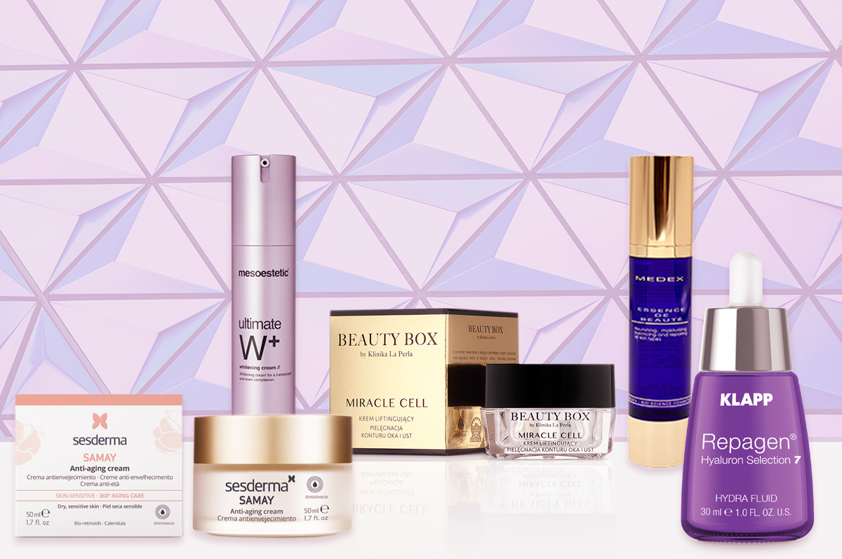 kosmetyki prezent na dzień kobiet