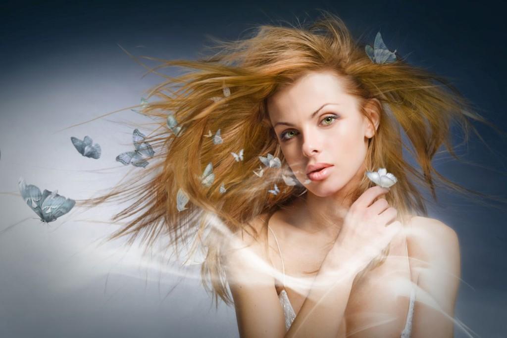 Włosy piękne z natury