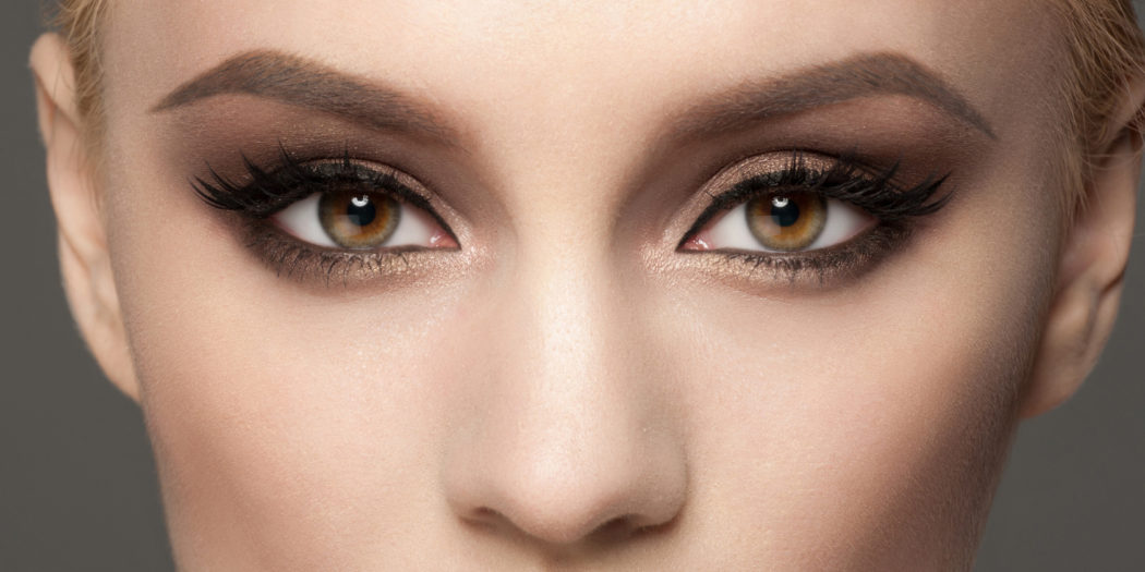 Pielęgnacja okolicy oczu