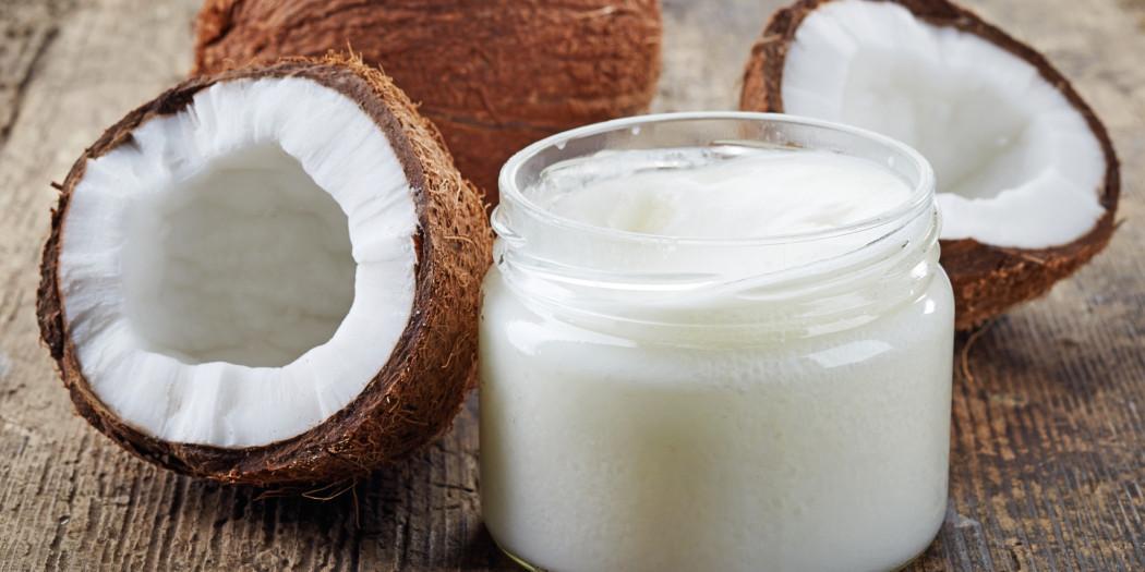 Olej kokosowy naturalny kosmetyk