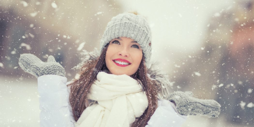zimowe zabiegi na skórę