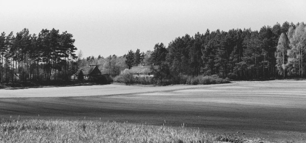 krayna widok z pojezierza krajeńskiego