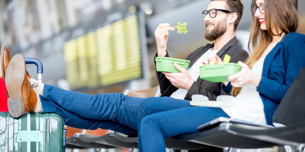 Jedzenie w podróży