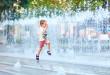 Chłopiec fontanna
