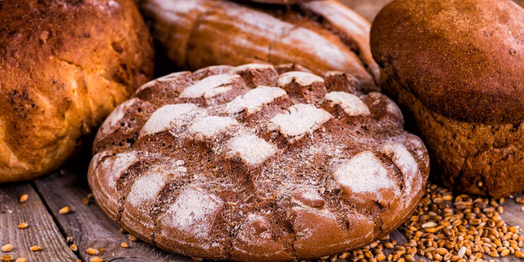 Chleb gluten w diecie