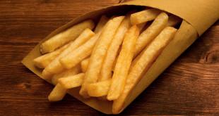 frytki chipsy akrylamid