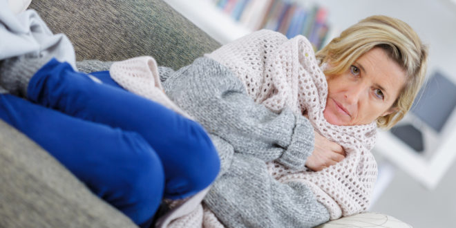 Ból gardła i zapalenie krtani
