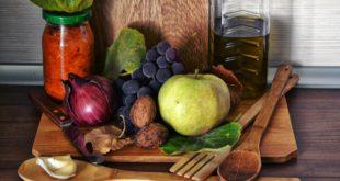 owoce warzywa kiszonki jesień