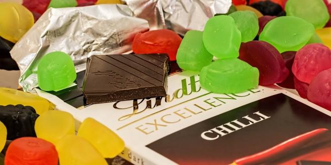 Czekolada i inne słodycze
