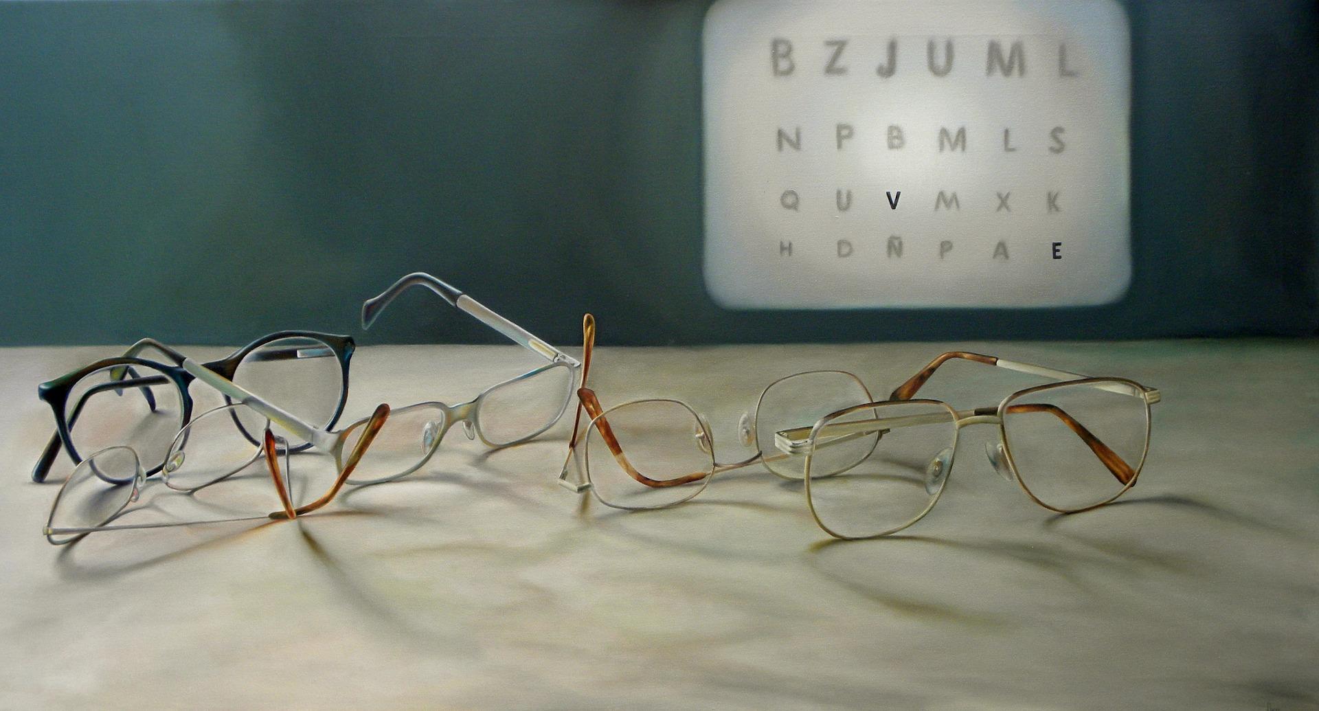 Różne okulary