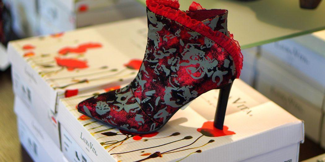 eleganckie damskie botki na szpilce