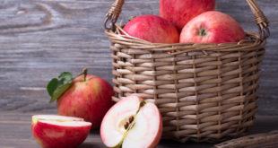 Warto jeść jabłka w całości