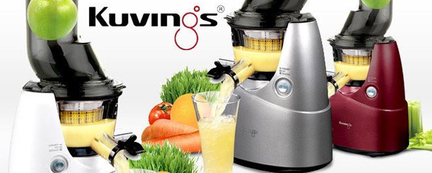 Wyciskarki do soków Kuvings| fot.: materiał partnera zewnętrznego